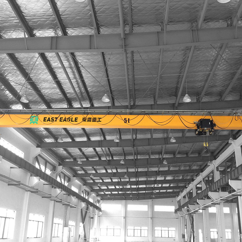 Single Girder Overhead (Under Running) Crane